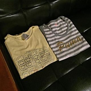 アディダス(adidas)のスポーツウエア(Tシャツ(長袖/七分))