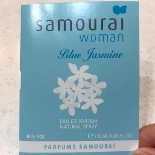 サムライ(SAMOURAI)のサムライウーマン1.8ml(香水(女性用))