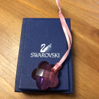 スワロフスキー(SWAROVSKI)のスワロフスキーチャーム(ガラス)
