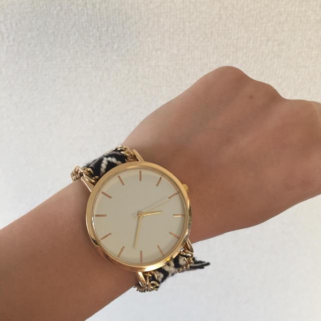 c9ce612fd6 dholic(ディーホリック)のミサンガ腕時計 レディースのファッション小物(腕時計)の