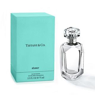 ティファニー(Tiffany & Co.)の【新品未使用・未開封】Tiffanyティファニー 香水オードトワレ シアー 75(香水(女性用))