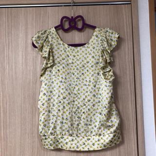 ドレスレイブ(DRESSLAVE)のDRESSLAVE 花柄ブラウス(シャツ/ブラウス(半袖/袖なし))