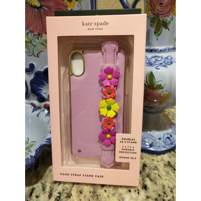 バービー iPhoneXS ケース | kate spade new york - ケイトスペード FLORAL HANDSTRAP STAND -X & XSの通販 by ローズマリー's shop|ケイトスペードニューヨークならラクマ
