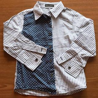 ベベ(BeBe)のBeBe 長袖シャツ 110(Tシャツ/カットソー)