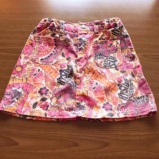ヒステリックミニ(HYSTERIC MINI)のヒスミニ デニムスカート 110(スカート)
