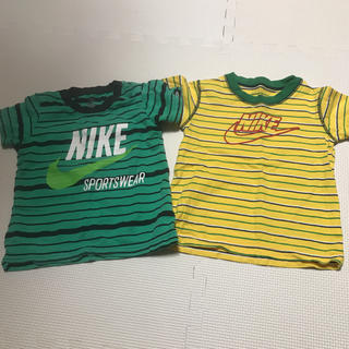 ナイキ(NIKE)のナイキ Tシャツ 二枚(Tシャツ)