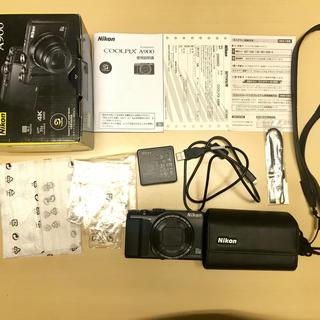 ニコン(Nikon)のNIKON ニコン COOLPIX A900 別売専用ケース付き[コンデジ](コンパクトデジタルカメラ)