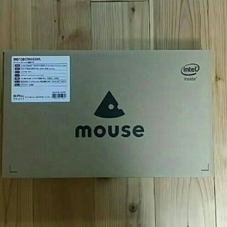新品☆マウス 13.3型ノートPC SIMフリー MB13BCM8S2WL(ノートPC)