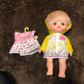 トミー(TOMMY)のメルちゃん人形とお洋服セット(ぬいぐるみ/人形)