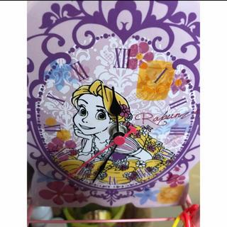 ディズニー(Disney)のラプンツェル 置時計 ディズニーストア(置時計)