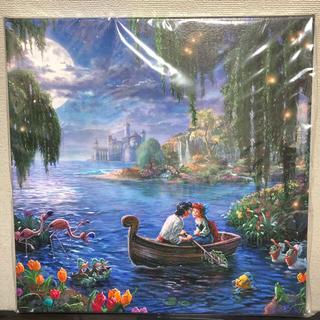 ディズニー(Disney)のディズニー リトルマーメイド Disney 画  正規品保証ホログラム付き(絵画/タペストリー)