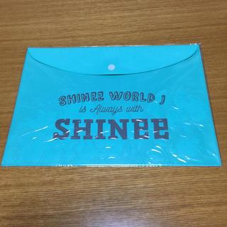 シャイニー(SHINee)のSHINee 継続特典 ポーチ(K-POP/アジア)