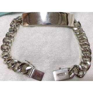 スターリング(STERLING)の 銀 925 italy Silver(ブレスレット)