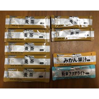 ワコウドウ(和光堂)の粉末飲み物(茶)