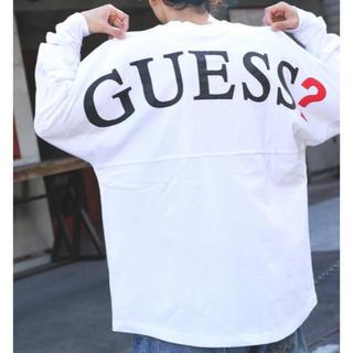 フリークスストア(FREAK'S STORE)のGUESS ゲス フリークスストア ロンティー(Tシャツ(長袖/七分))