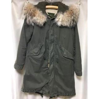 green  モッズコート  HYKE