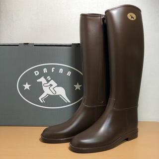ダフナ(Dafna)のレインブーツ 39(約24.5cm)(レインブーツ/長靴)