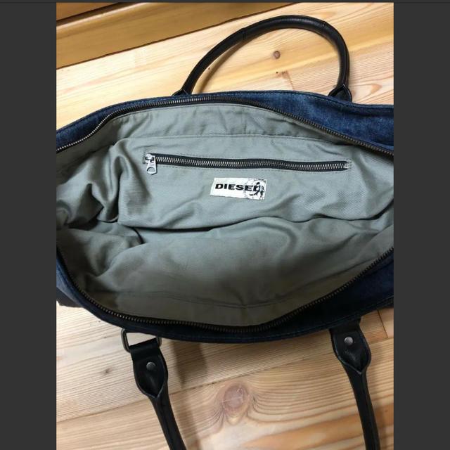 DIESEL(ディーゼル)のdiesel ディーゼル ボストンバッグ メンズのバッグ(ボストンバッグ)の商品写真