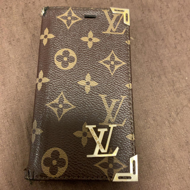 LOUIS VUITTON - ルイヴィトン iPhoneカバーの通販 by @'s shop|ルイヴィトンならラクマ