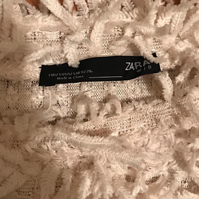 ZARA(ザラ)のZARA  シャギートップス レディースのトップス(その他)の商品写真