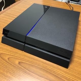 プレイステーション4(PlayStation4)のPS4 CUH-1000AA01 500GB ジャンク(家庭用ゲーム機本体)