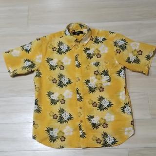 アイトス(AITOZ)のアロハシャツ Lサイズ(シャツ)