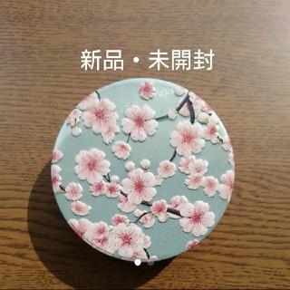 カルディ(KALDI)のカルディ さくら キャンディ缶(菓子/デザート)