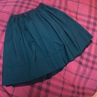 バビロン(BABYLONE)のリバーシブル 膝丈スカート(ひざ丈スカート)