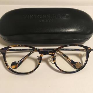 ヴィクターアンドロルフ(VIKTOR&ROLF)のVIKTOR&ROLF    眼鏡(サングラス/メガネ)