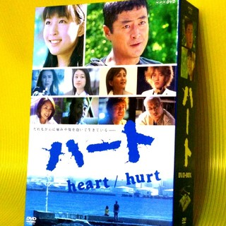 ハート DVD-BOX 国内正規品(TVドラマ)