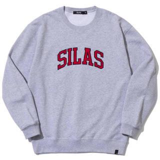 サイラス(SILAS)の新品未使用  サイラス スウェット  Sサイズ(スウェット)