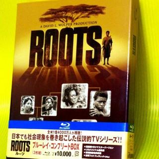 ルーツ Blu-ray-BOX 国内正規品(外国映画)