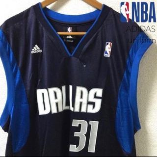 アディダス(adidas)の1716 NBA  マーベリックス ユニフォーム タンクトップ(タンクトップ)