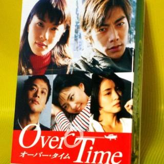 オーバータイム DVD-BOX 国内正規品(TVドラマ)