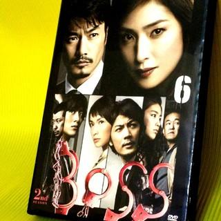 BOSS 6のみ レンタル落ち DVD(TVドラマ)