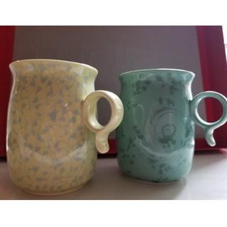 ハクサントウキ(白山陶器)の【白山陶器】波佐見焼 Q型マグカップ(食器)