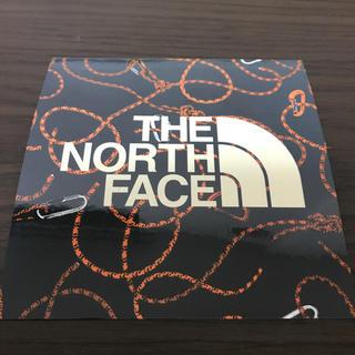 ザノースフェイス(THE NORTH FACE)の【縦横11.5cm】THE NORTH FACE ステッカー(ステッカー)