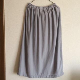 ムジルシリョウヒン(MUJI (無印良品))の無印良品 マキシスカート(ロングスカート)