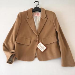 シンゾーン(Shinzone)の新品◆マイダルタニアン シンゾーン ◆カシミア混 ウールジャケット(テーラードジャケット)