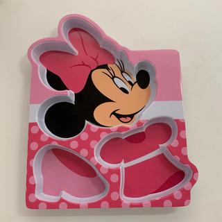 ディズニー(Disney)のランチプレート  ミニー  ディズニー(プレート/茶碗)