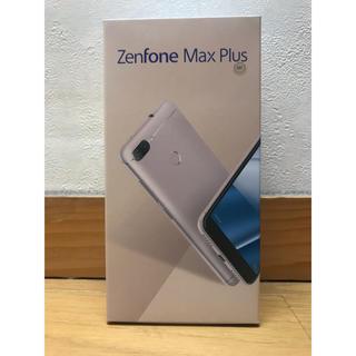 エイスース(ASUS)のASUS Zenfone Max Plus M1 新品未開封(スマートフォン本体)