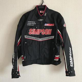 シンプソン(SIMPSON)のSIMPSON シンプソン ジャケット(ライダースジャケット)