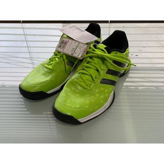 アディダス(adidas)のアディダス adidas テニスシューズ バリケード クラブ barricade(シューズ)