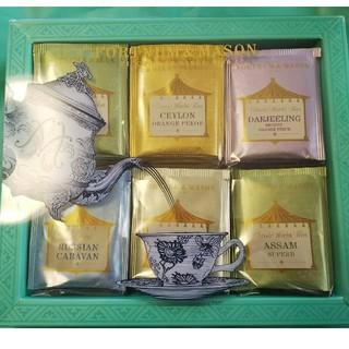 ハロッズ(Harrods)のミキコ様専用 フォートナムメイソン  紅茶 ロンドン土産(茶)