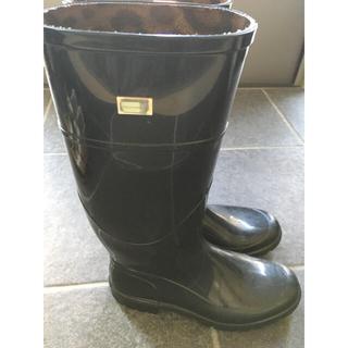 ドルチェアンドガッバーナ(DOLCE&GABBANA)のドルチェ&ガッバーナ レインブーツ 長靴 ドルガバ(レインブーツ/長靴)