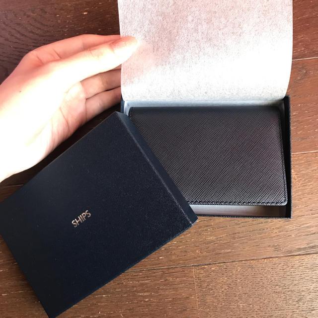 SHIPS(シップス)のSHIPS カードケース レディースのファッション小物(名刺入れ/定期入れ)の商品写真