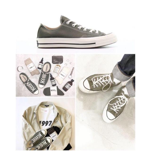 CONVERSE(コンバース)の日本未発売コンバース チャックテイラー CT70★ブラウンカーキ レディースの靴/シューズ(スニーカー)の商品写真