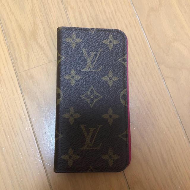LOUIS VUITTON - ヴィトン iPhoneXケースの通販 by みさき's shop|ルイヴィトンならラクマ
