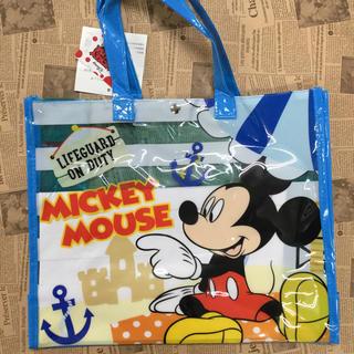 ディズニー(Disney)のミッキー ビニールバッグ(その他)