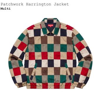 シュプリーム(Supreme)のsupreme patchwork harrington jacket Mサイズ(その他)
